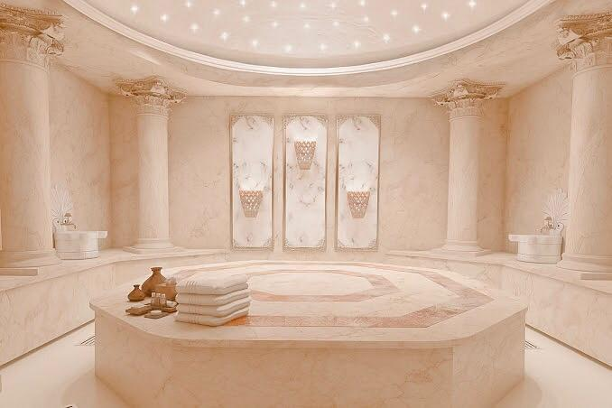Try a turkish hammam when you visit istanbul in winter