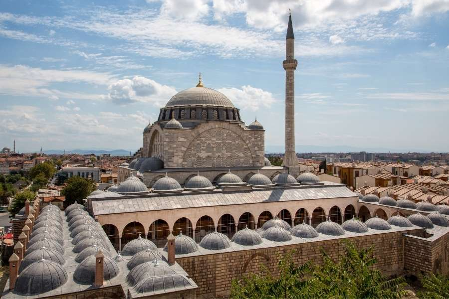Mihrimah Sultan mosques of Istanbul
