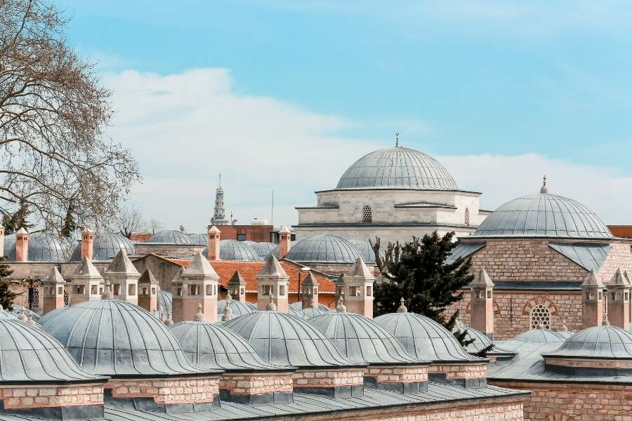 mosques in Istanbul fatih mosque
