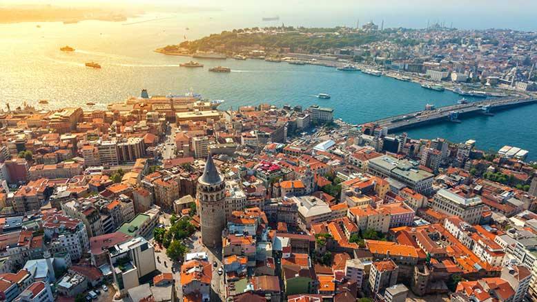 Turkey is famous for Galata tower