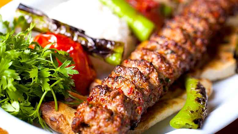 Turkey is famous for Kebab
