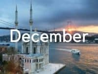 december weather in Turkey- what to do and where to go