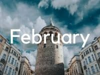 weather in Turkey in February-where to go and what to do