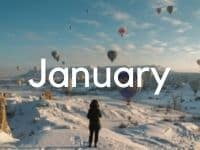 weather in Turkey in January what to do and where to go