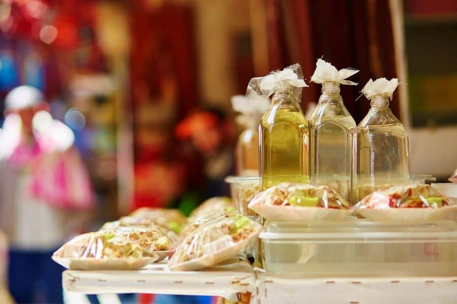 Organic agran oil souvenirs and gifts from Morocco