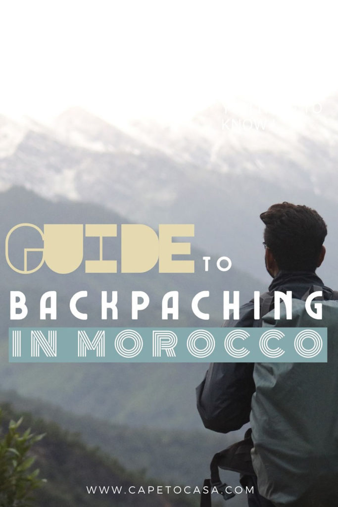 backpacking-in-Morocco