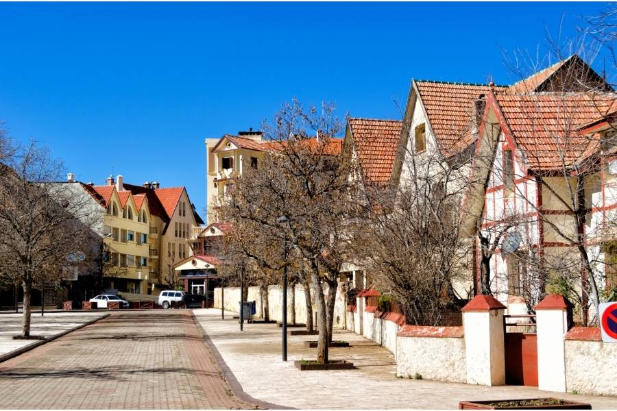 best cities in morocco ifrane