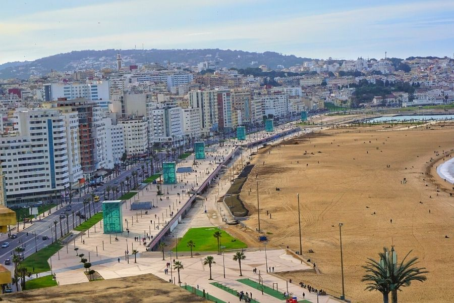 cities in morocco tangier