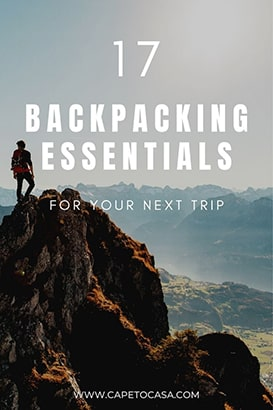 Backpaking-essential-items