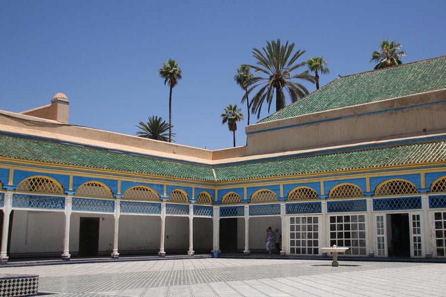 best countries in Africa: Morocco