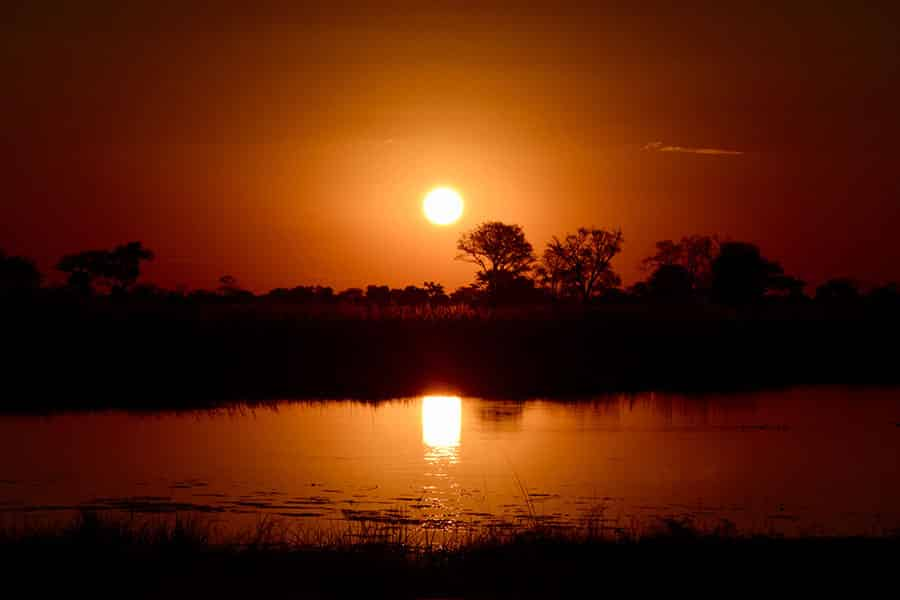 best countries in Africa: Botswana