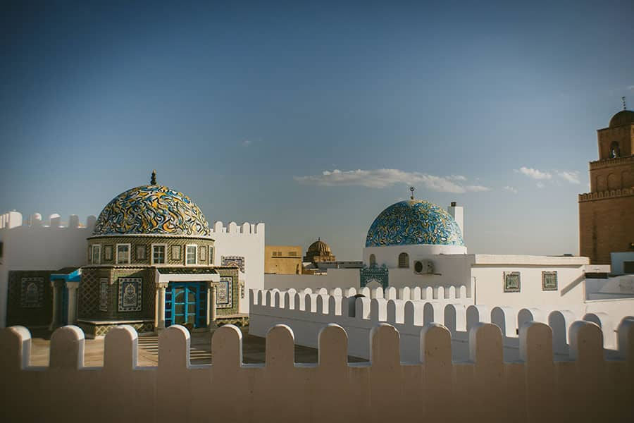 best countries in Africa: Tunisia
