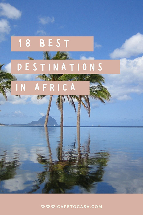 best countries to visit in Africa