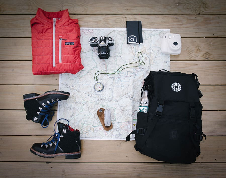 backpacking-essential-items