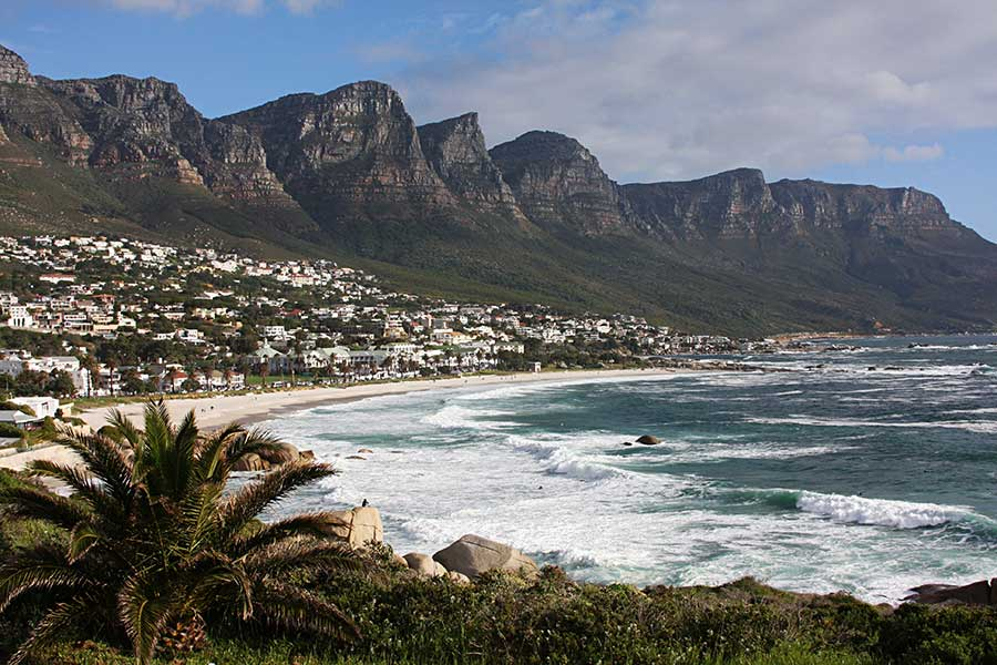 best countries in Africa: South Africa