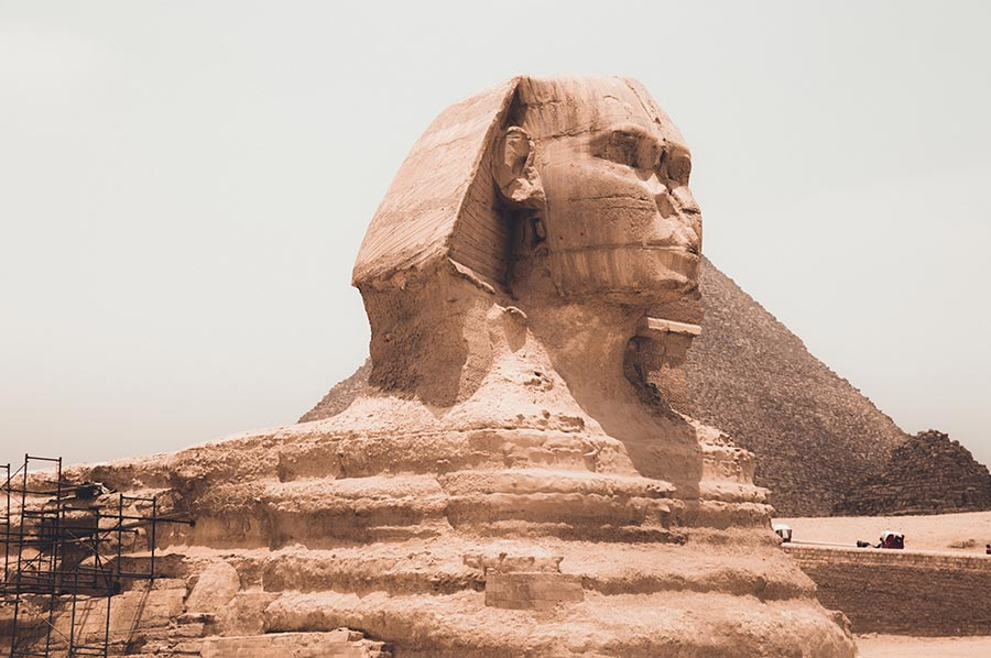 best countries to visit in Africa: Egypt