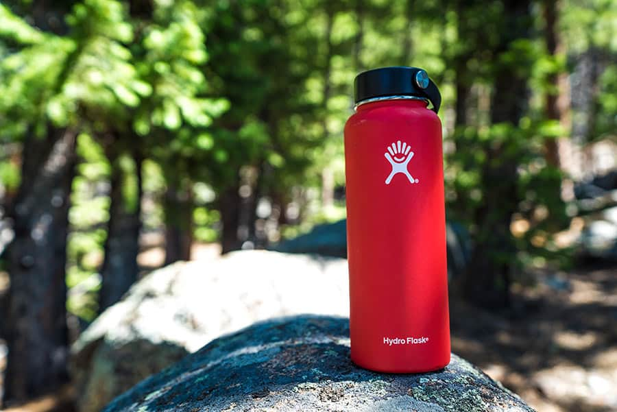 Backpacking essential items- Reusable Water Bottle