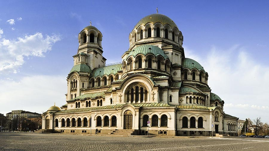 things to do in bulgaria- Explore Sofia, the capital city of Bulgaria