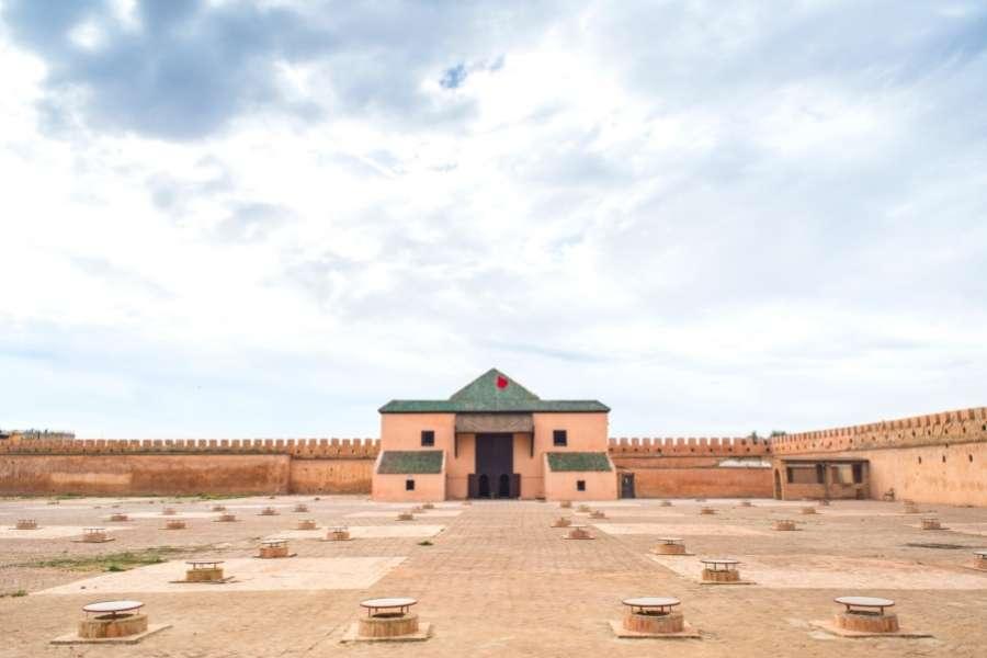meknes morocco kara prison