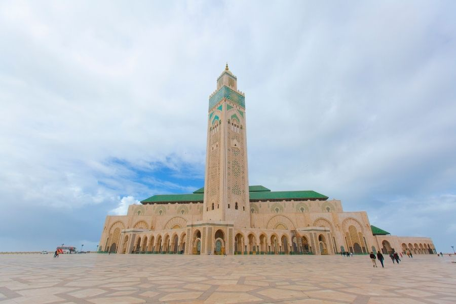morocco-is-known-for-hassan-II-mosque