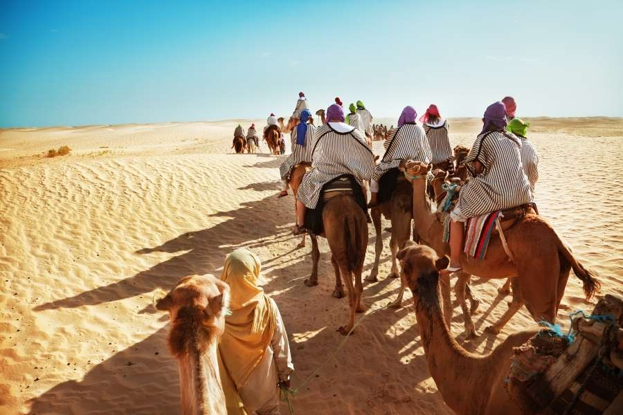 morocco-is-known-for-the-Sahara-desert