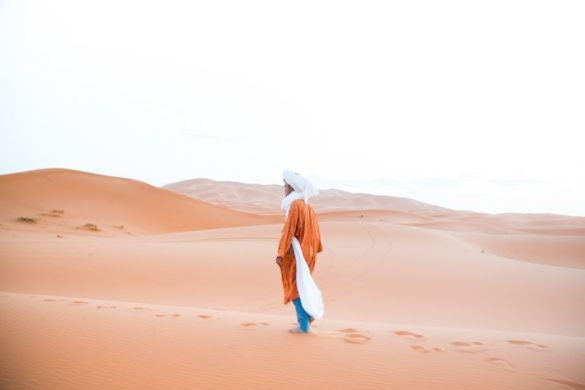 what is morocco known for- Morocco Sahara desert