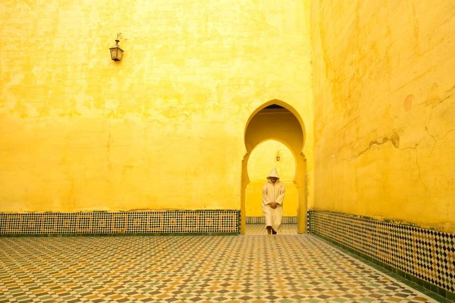 where to stay in meknes morocco