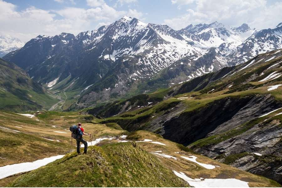 best hiking trails in the world Tour du Mont Blanc, Europe