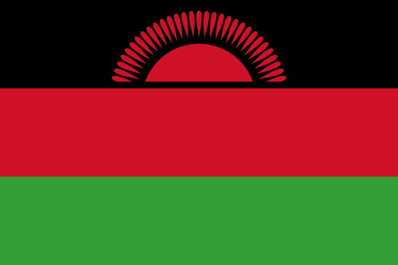 African flags_Malawi
