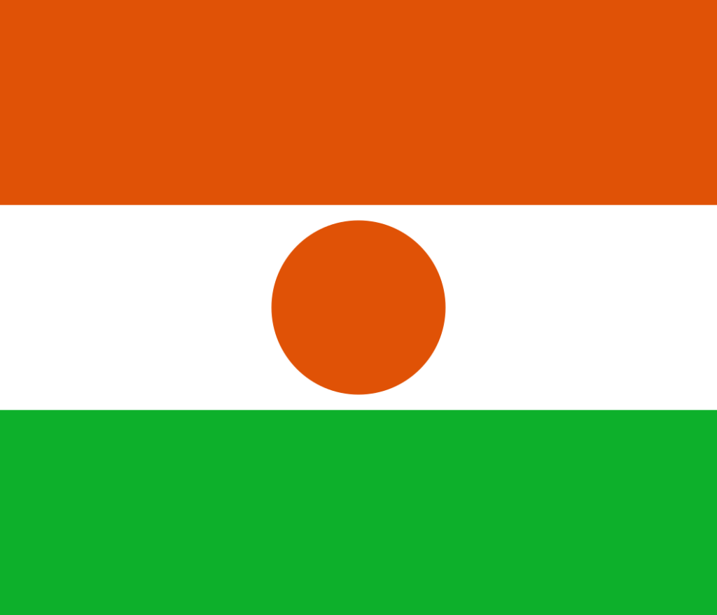African flags_Niger